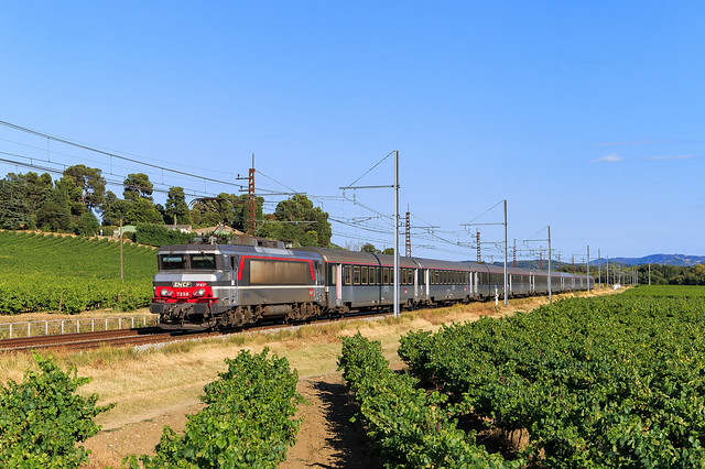 BB7258 - 4764 Marseille - Bordeaux