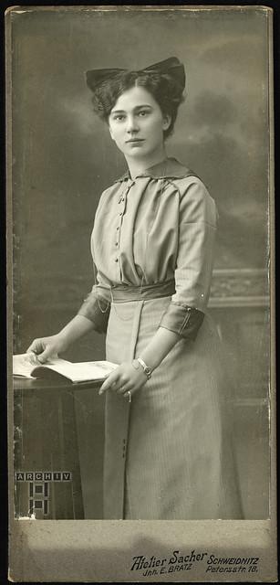 ArchivTappenZ4 Oma Helene, 1910er