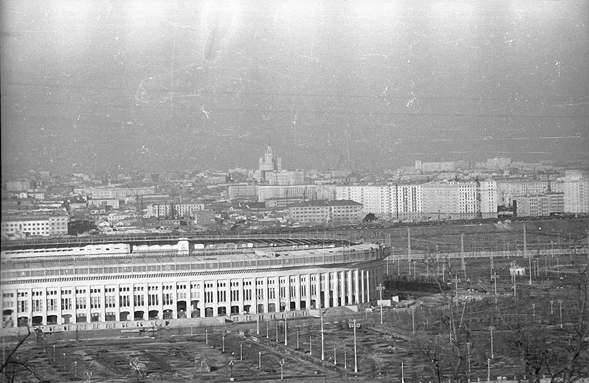 1950-е. Лужники (1)