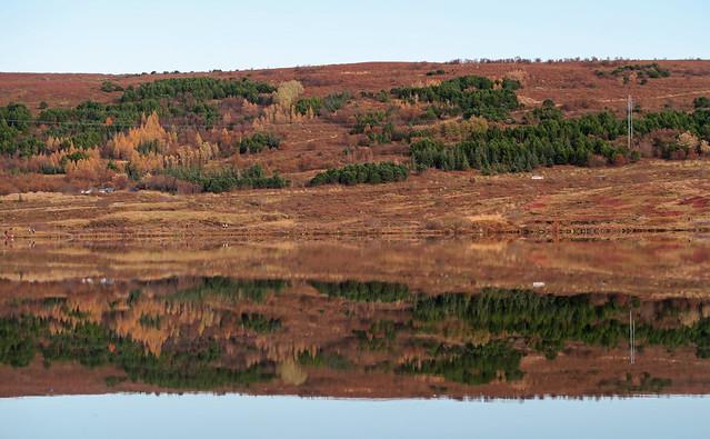 Vífilsstaðavatn lake