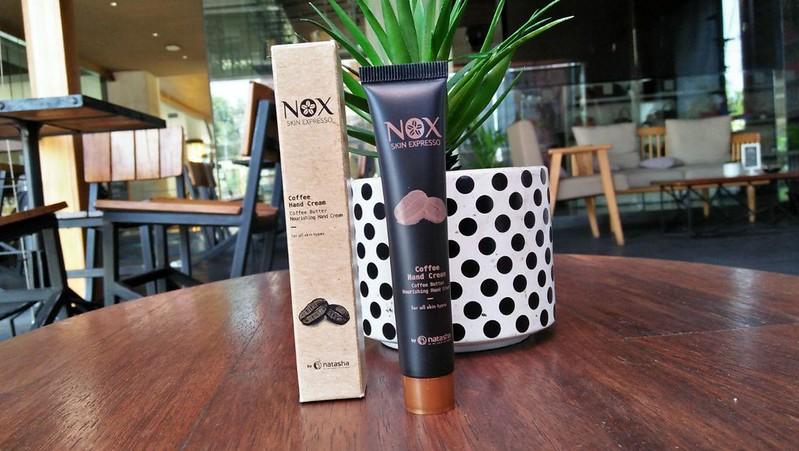 NOX Coffee Hand Cream by NATASHA 1