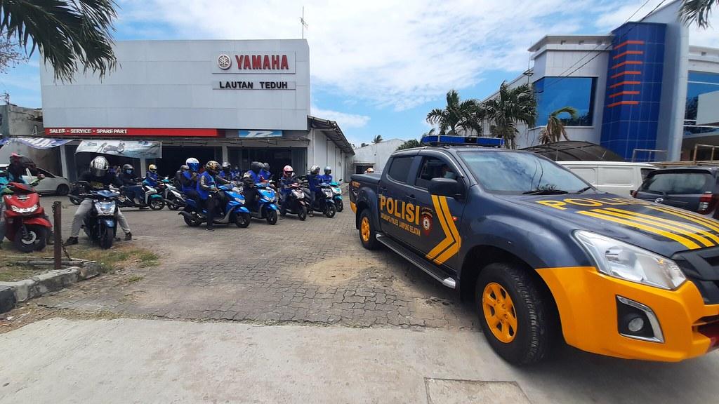 Touring Generasi 125 Lampung
