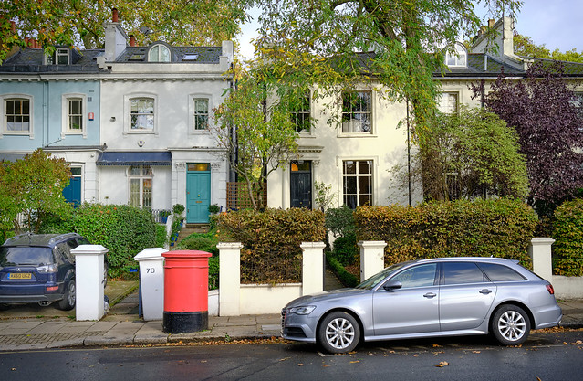 Postbox - Westbourne Park Road