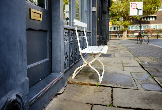 Chair - Westbourne Park Road