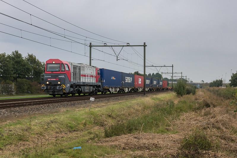 IRP 2106 | Samskip Duisburg Shuttle 45714 | Ede