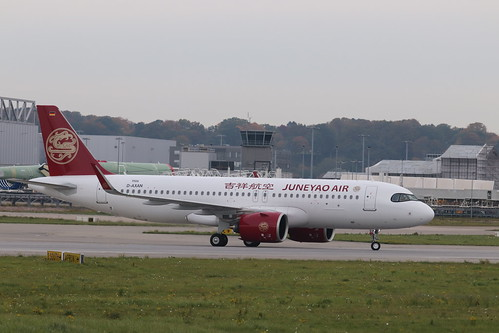 A320neo Juneyao Airlines B-30EP | by XFW-Spotter