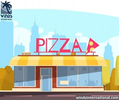 Pizza Shop Design