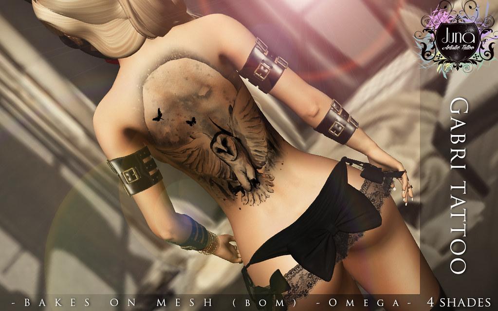 Gabri tattoo