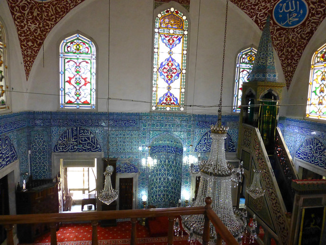 Tiled Mosque, Istanbul, Tukey