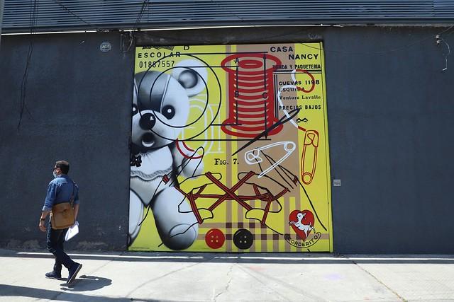 """#EnTerreno: Proyecto """"Murales para Matta"""""""