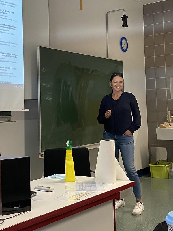 Frau Mag. Pipal-Thaler Vortrag