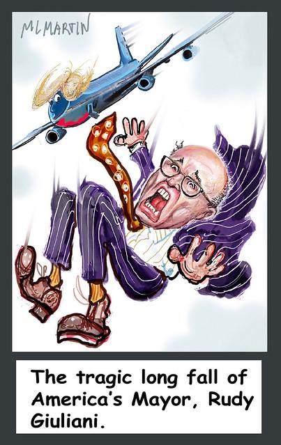 Giuliani's Long Fall