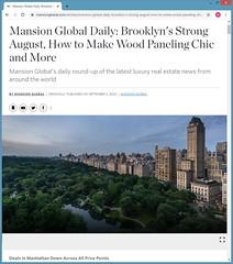 Mansion Global Central Park Stock Use