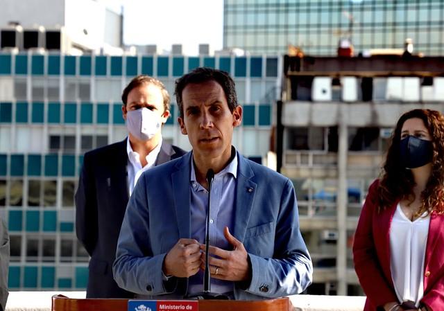 "#EnTerreno: Balance Plan ""Recuperemos Chile"""