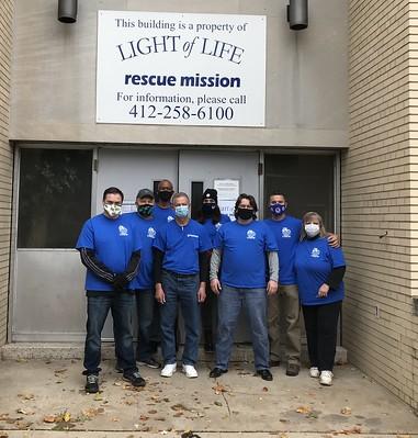 Light of Life Warehouse 2020