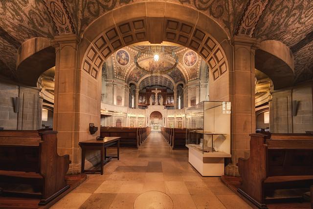 Mannheim, Christuskirche
