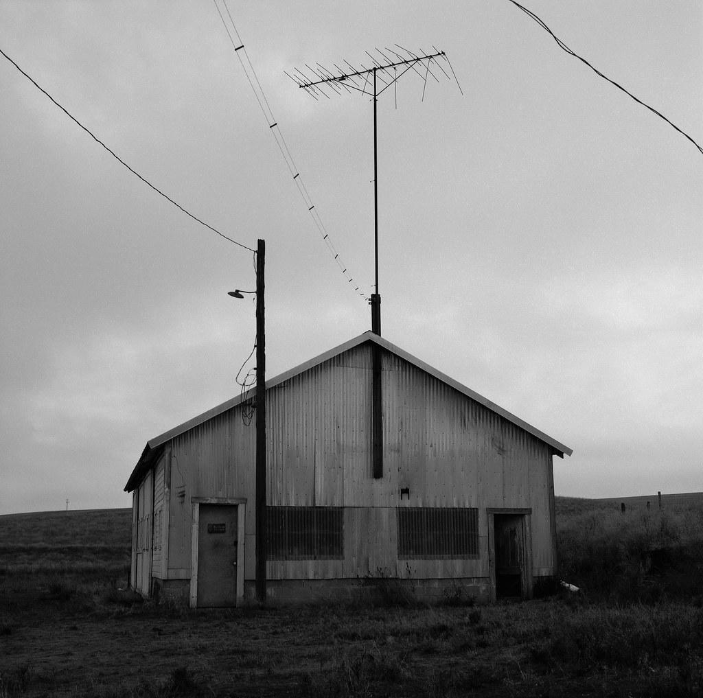 Shed, Eastern Washington