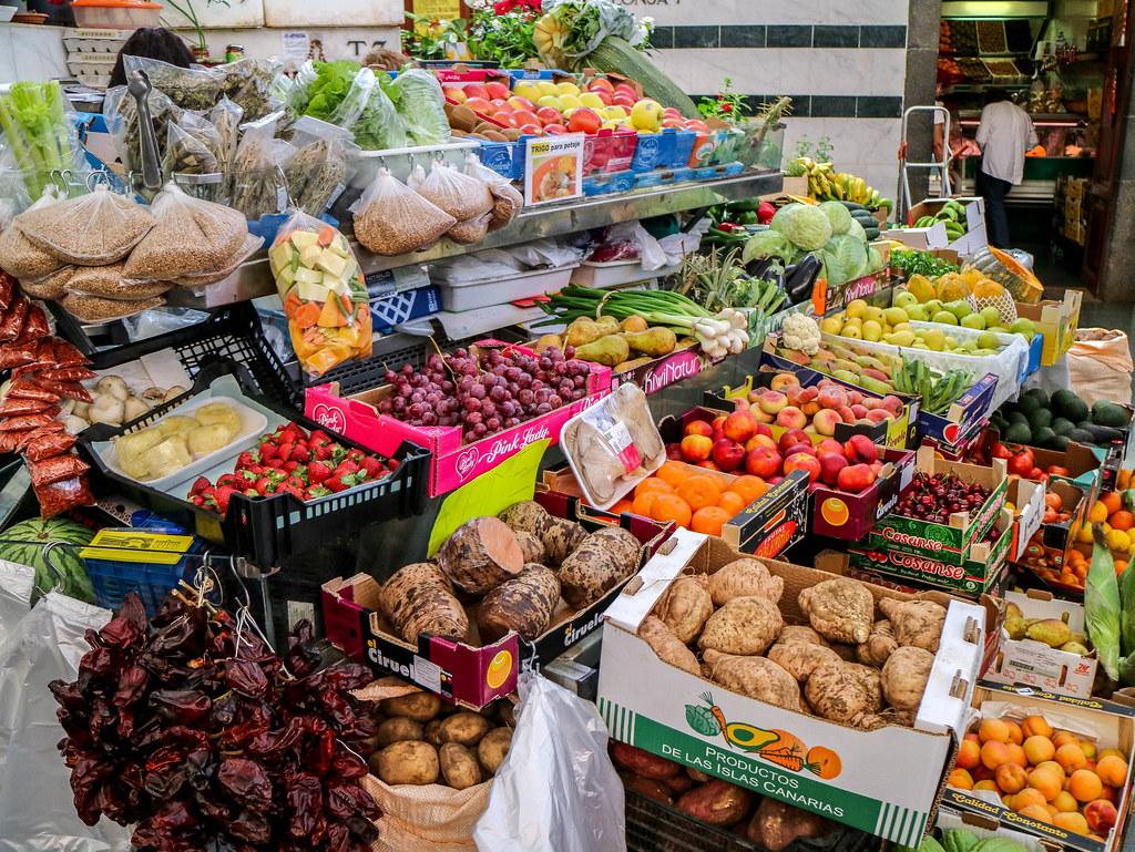 Mercado La Recova en Santa Cruz de La Palma