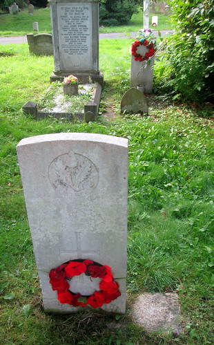 Chester War Grave, Overleigh 'Old' Cemetery