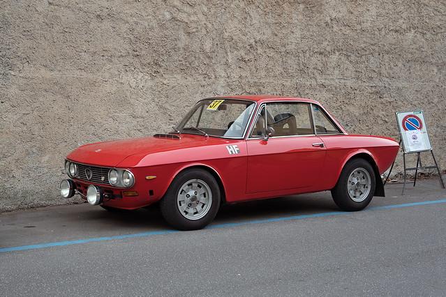 Lancia Fulvia Coupè 1600 HF