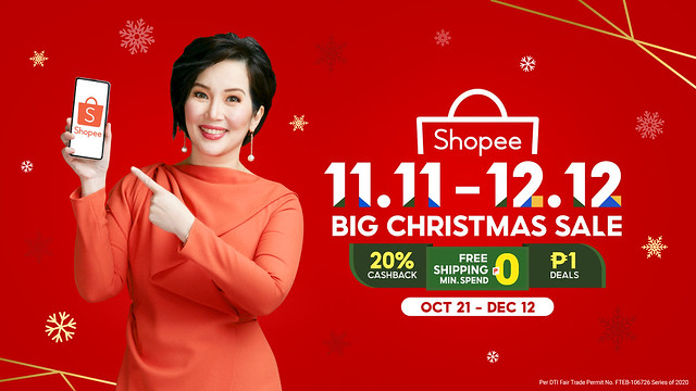 Shopee 11.11 12.12 2020