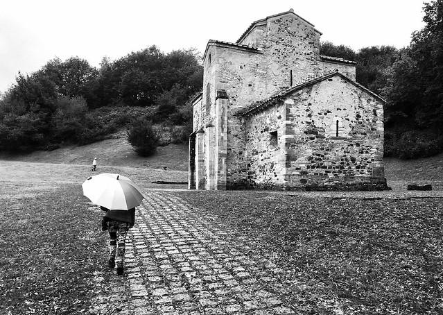 San Miguel de  Lillo. Oviedo. Prerrománico. Asturias.