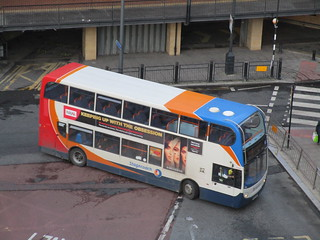 Stagecoach North East 19380. Eldon Square Bus Station, Newcastle