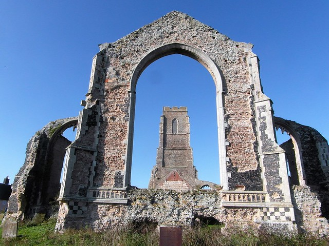 St. Andrew's Church, Covehithe, Suffolk