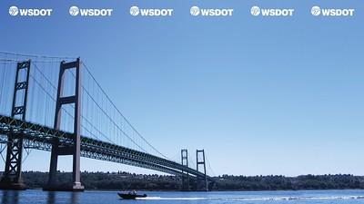 Virtual Background 1 - Tacoma Narrows Bridge