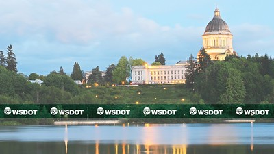 Virtual Background 18 - Olympia Capitol Dome