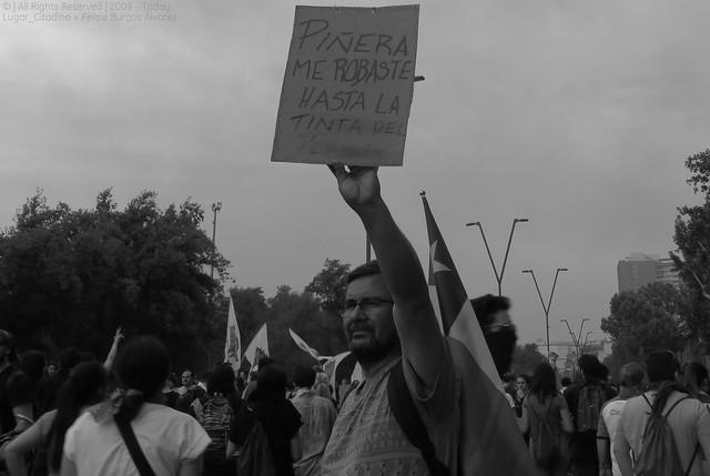 Estallido Social de Chile   Chilean Social Unrest