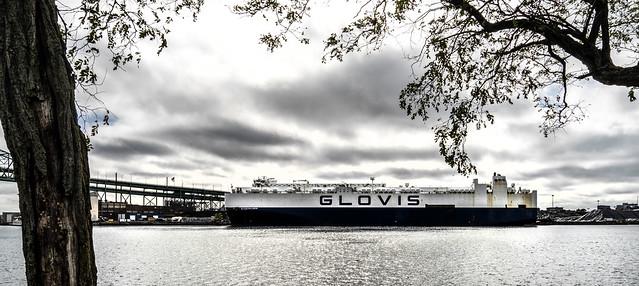 Glovis Solomon--Mystic River