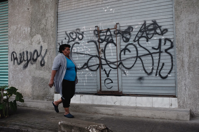 DSCF1644 -  Señora - Chimalhuacán por Ockesaid a.k.a. Joel Lugo