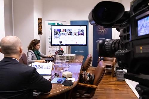 20.10. 3ª Reunião Preparatória da VIII Reunião Ministerial do Ambiente e da Água da CPLP