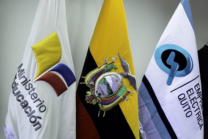Convenio Marco de Cooperación entre el Ministerio de Educación y la Empresa Eléctrica Quito