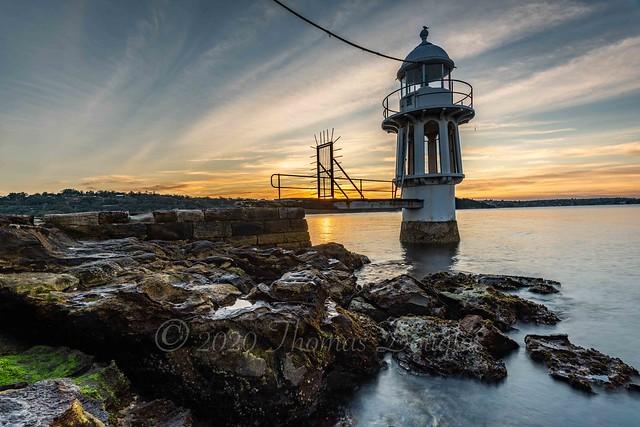 Cremorne Point Lighthouse Sydney