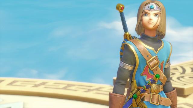 Dragon Quest XI 16k