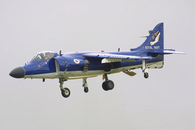 RN Sea Harrier FA2