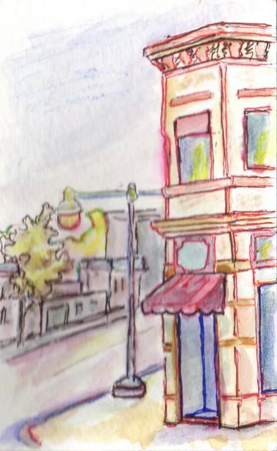 Ottawa-Sketch