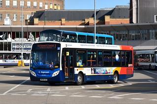 39709 NK58AGO Middlesbrough 1