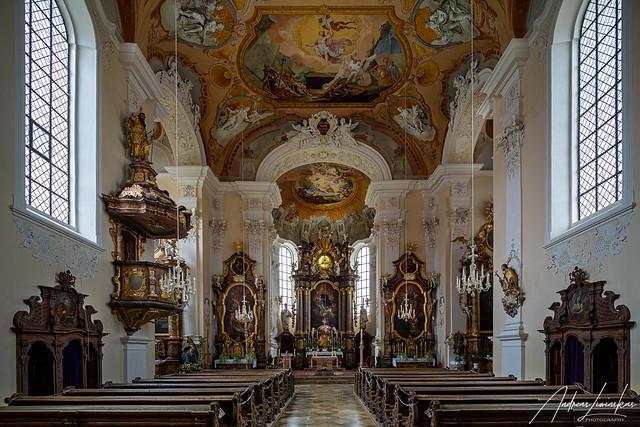 St. Leonhard (Unterliezheim)