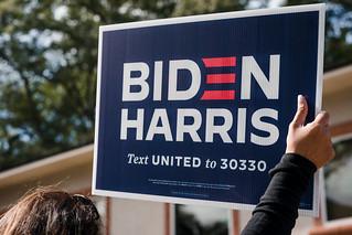 Cobb County Democrats - October 18, 2020 - Marietta, GA