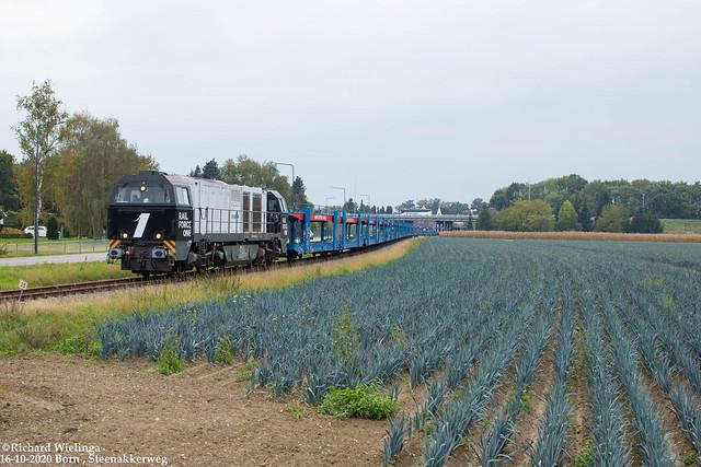 Rfo 1605 + lege milsped aml trein