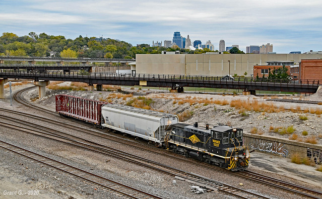 KCTL Yard Job in Kansas City, MO
