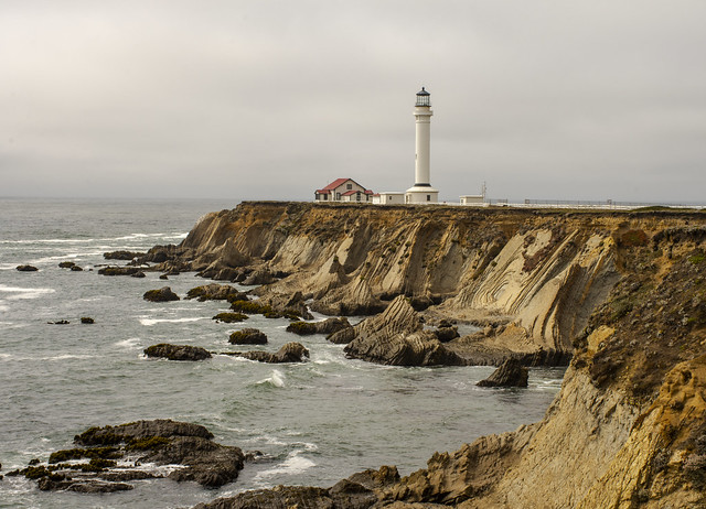 Point Arena Lighthouse 13