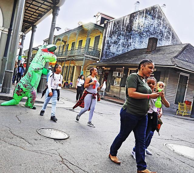 It's Always Halloween in New Orleans