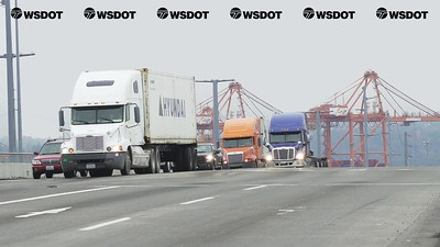 Virtual Background 23 - Commercial vehicles