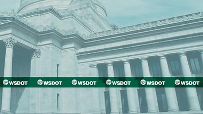 Virtual Background 19 - Olympia Legislative Building