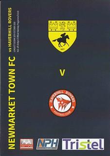 Newmarket Town v Haverhill Rovers - Thurlow Nunn Premier League (2020/21)