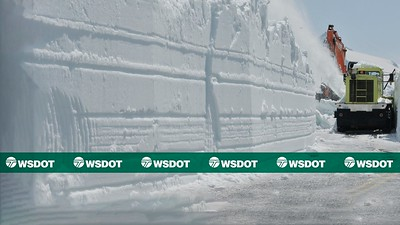 Virtual Background 8 - SnowWall